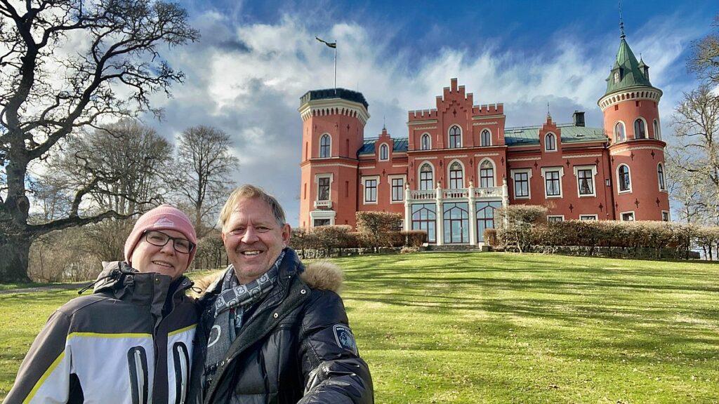 Göra i Örebro - utflykt till Boo slott
