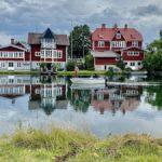 Borensberg vid Göta kanal – slussning och delikatesser