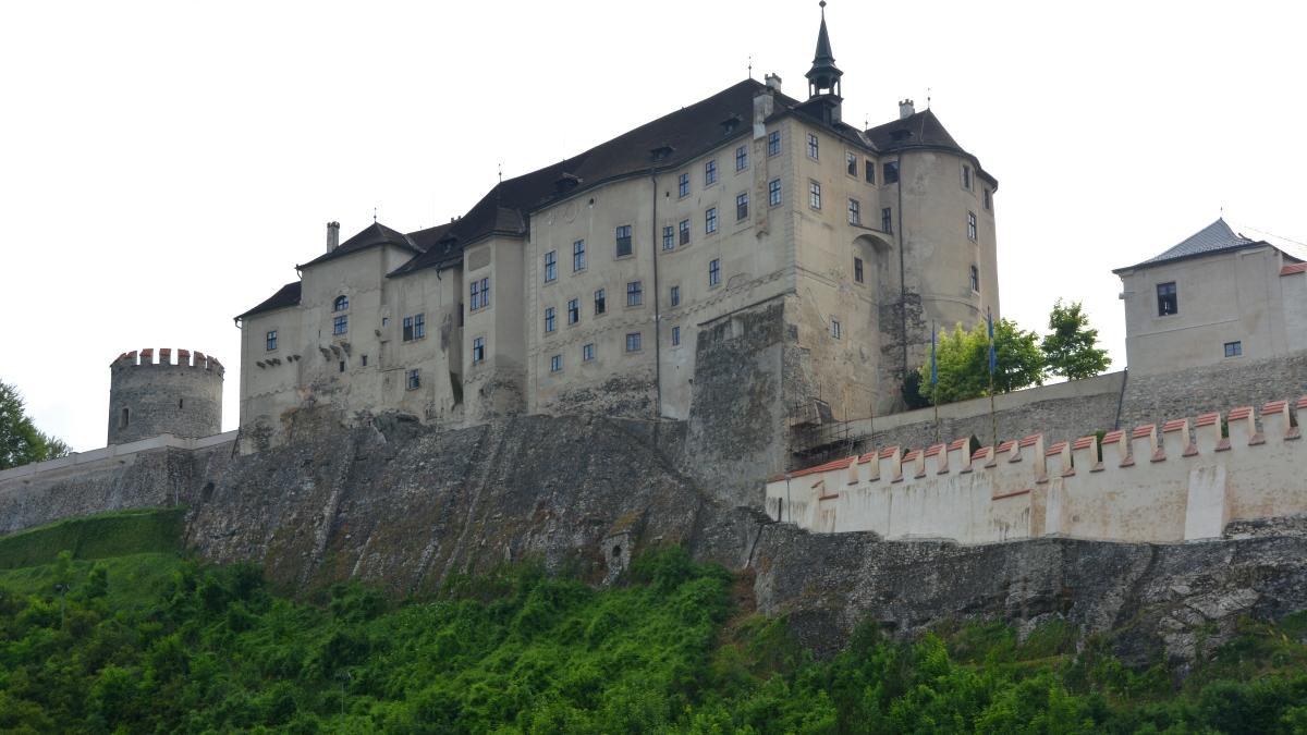 Borg Tjeckien