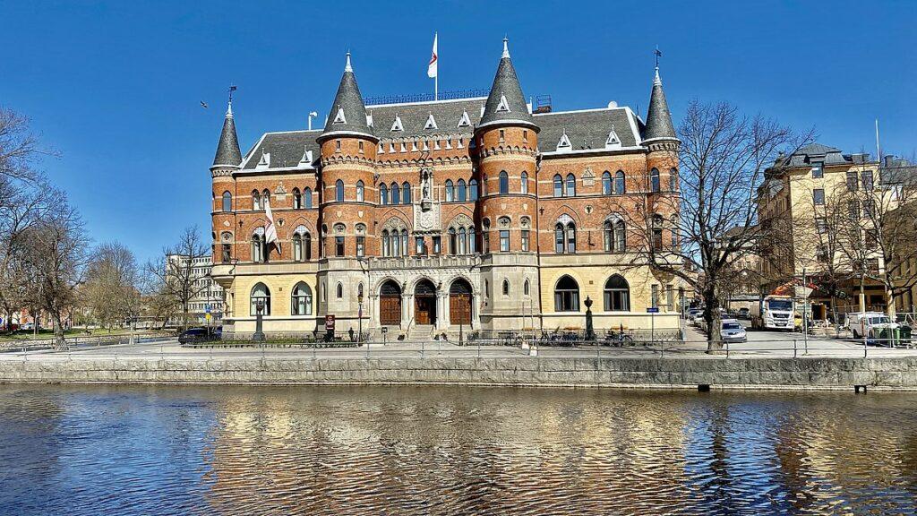 Göra i Örebro - bo i Hotel Borgen