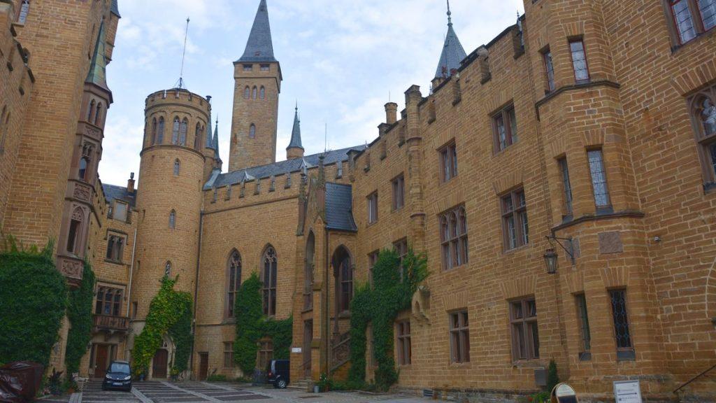 Borggård Hohenzollern