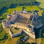 Borgholms slott – mäktig slottsruin på Öland
