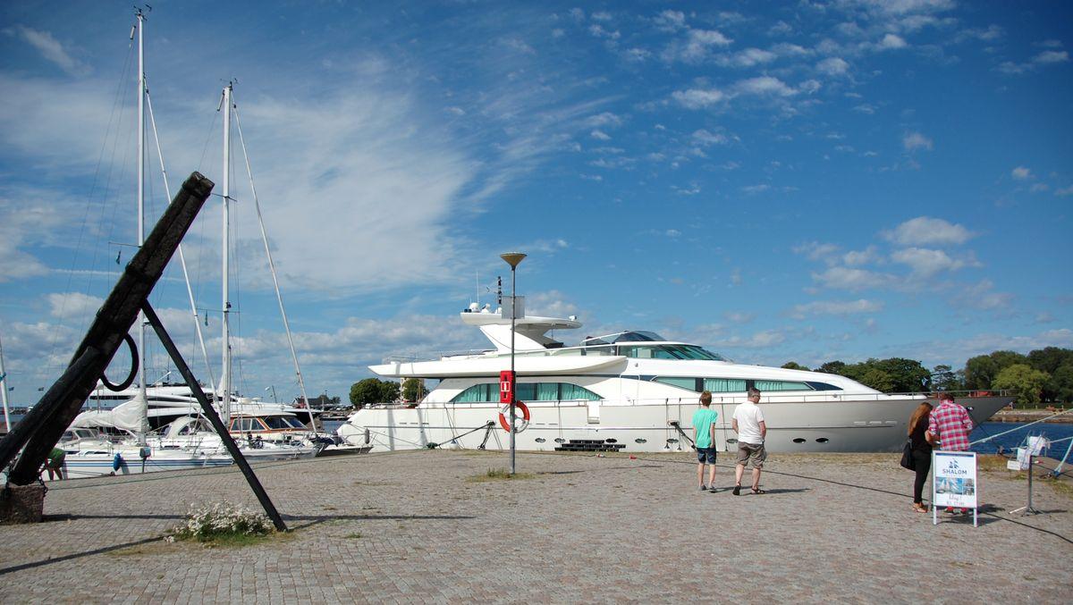 Borgholm båtar