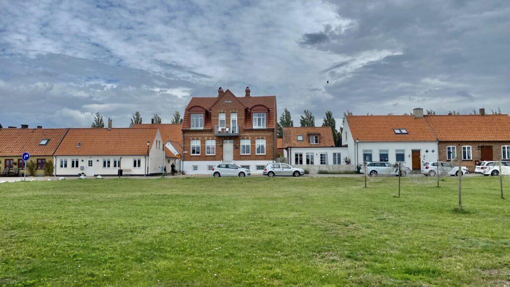 Göra i Landskrona - Borstahusen