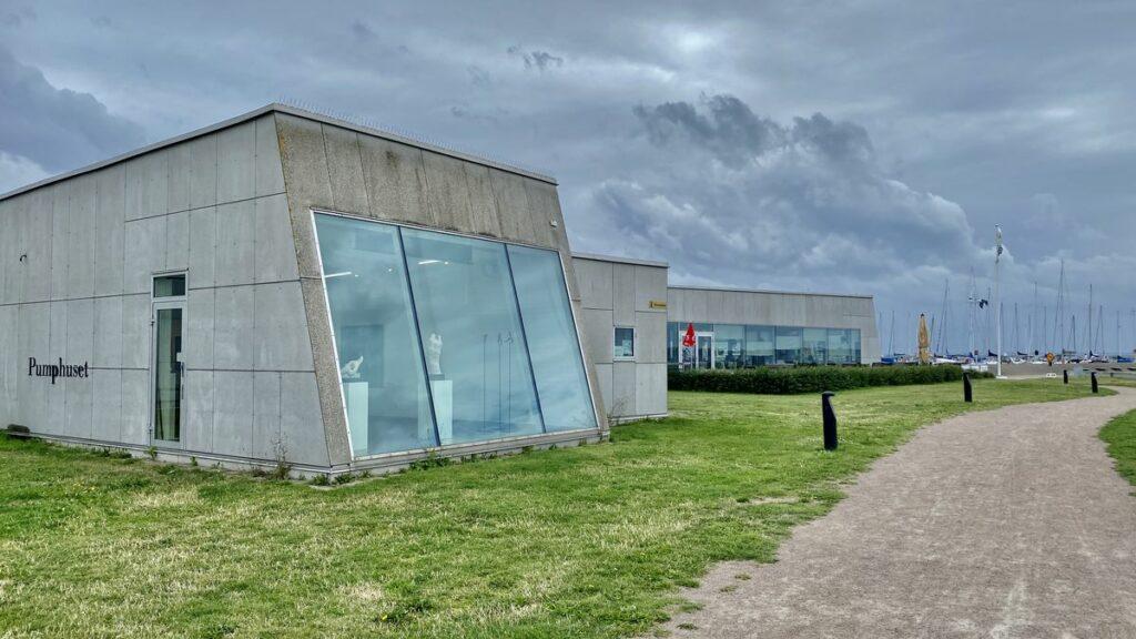 Göra i Landskrona - pumphuset