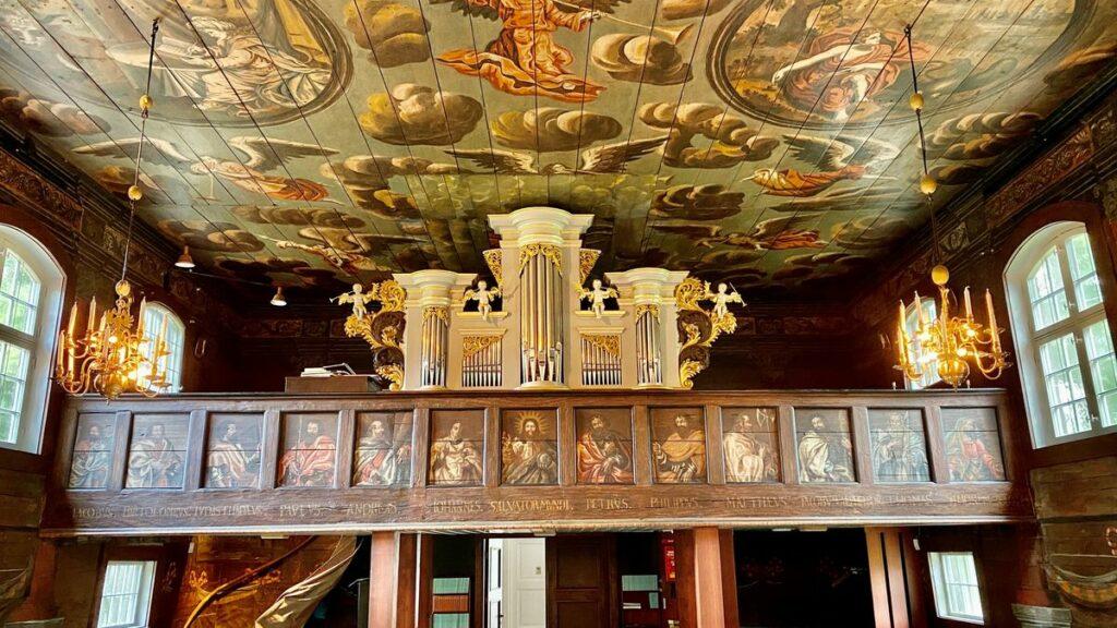 Bottnaryds kyrka orgel