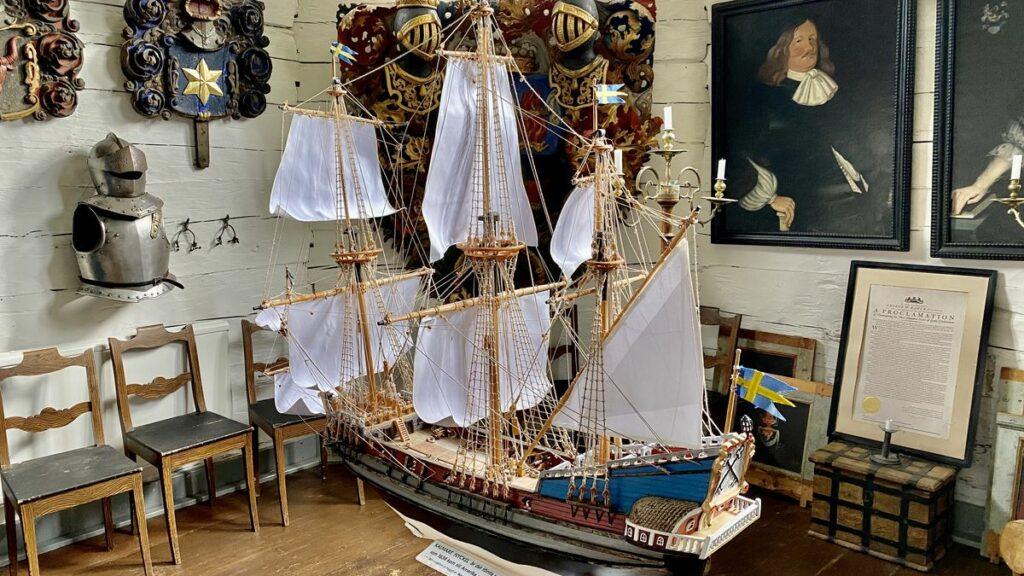 Bottnaryds kyrka museum