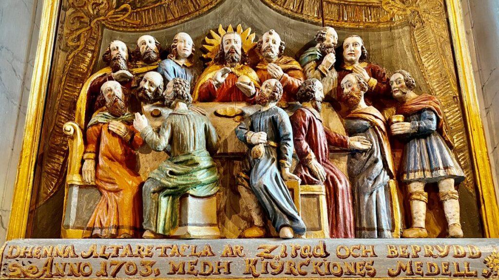 Bottnaryds kyrka altartavla