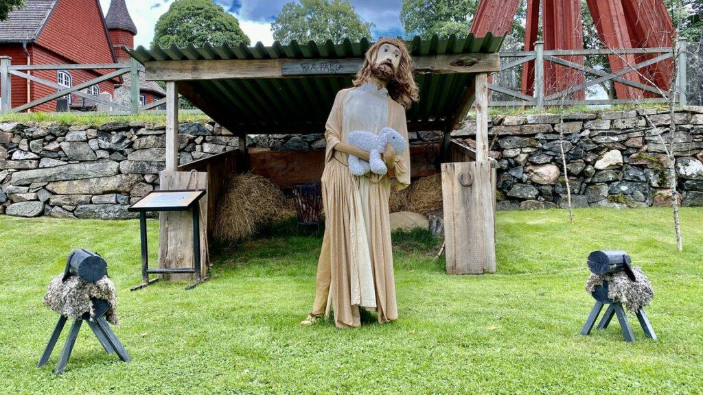 Bottnaryds kyrka fåraherde