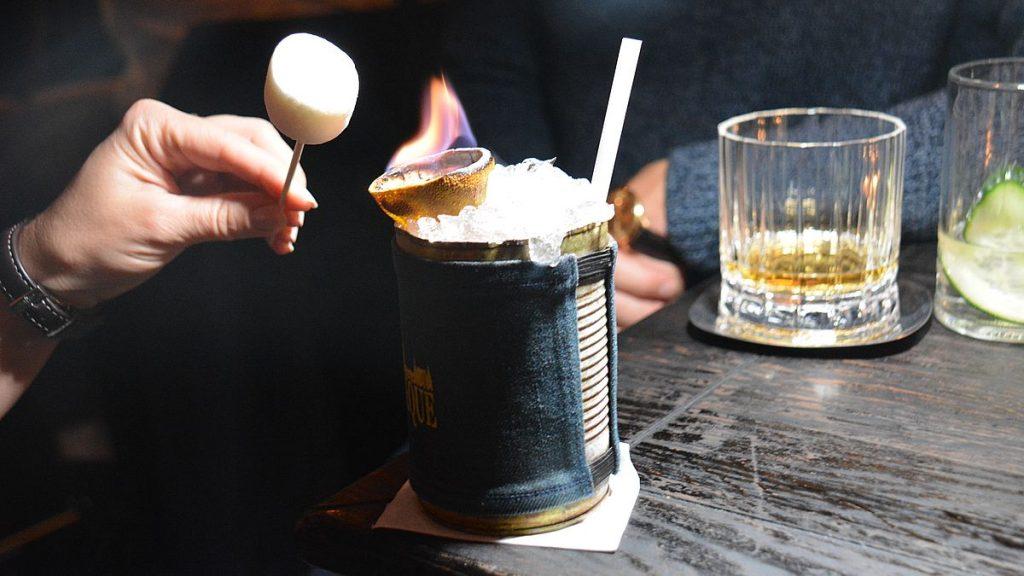 Barer och caféer i Budapest - Boutiq bar
