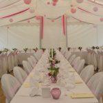 En fantastisk bröllopsfest