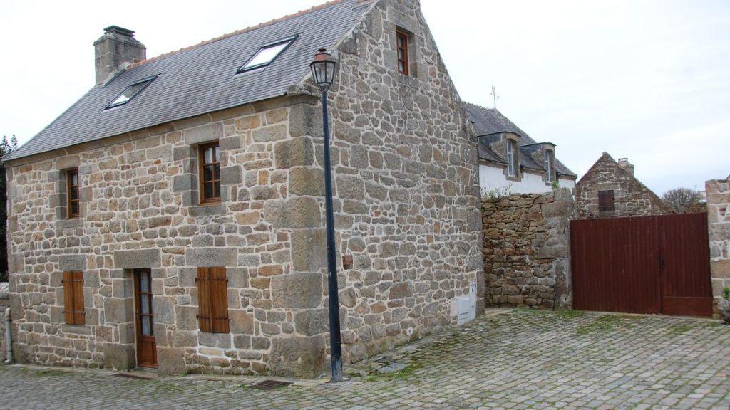 Att resa genom Bretagne
