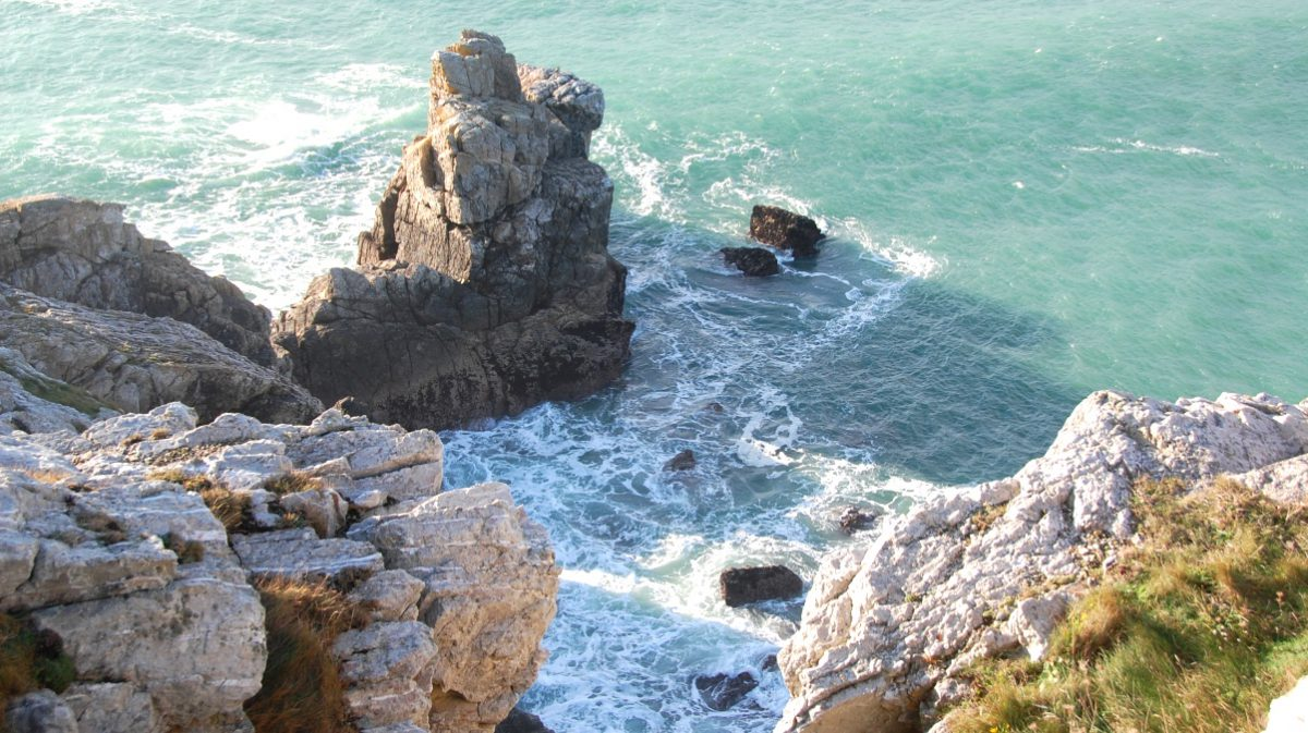 resa genom Bretagne