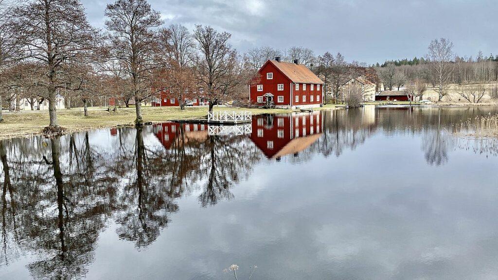 Göra i Örebro - utflykt till Brevens bruk