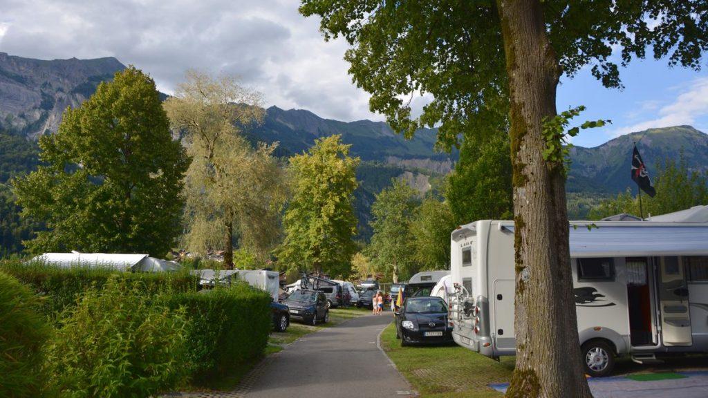 Brienz camping