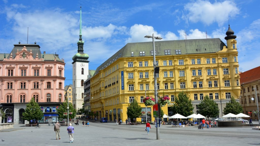 Brno i Moravia