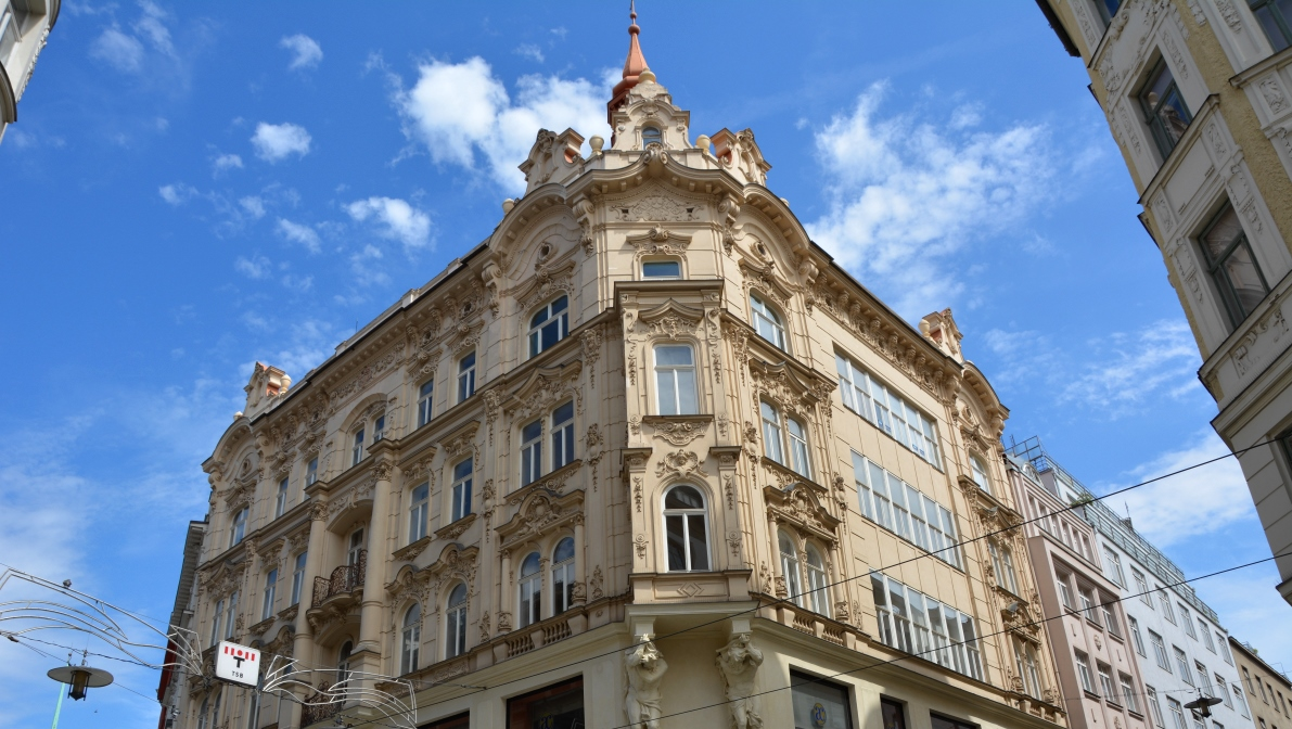 Brno hotell