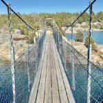 Stendörrens naturreservat – med hängbroar mellan öar
