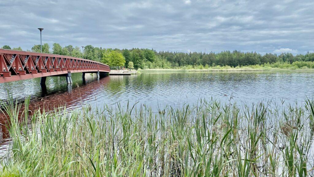 Sjön Tummen