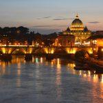 Charmiga gränder och mysigt hotell i Rom