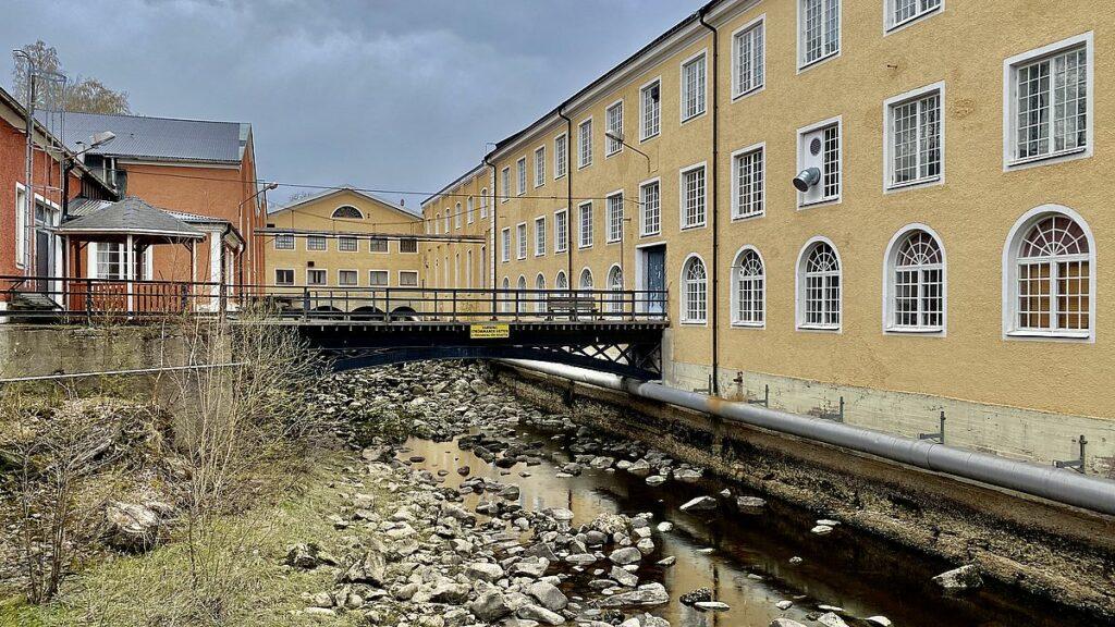 Finspångs slott - bruket