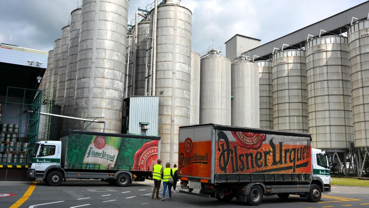 Bryggeri Tjeckien