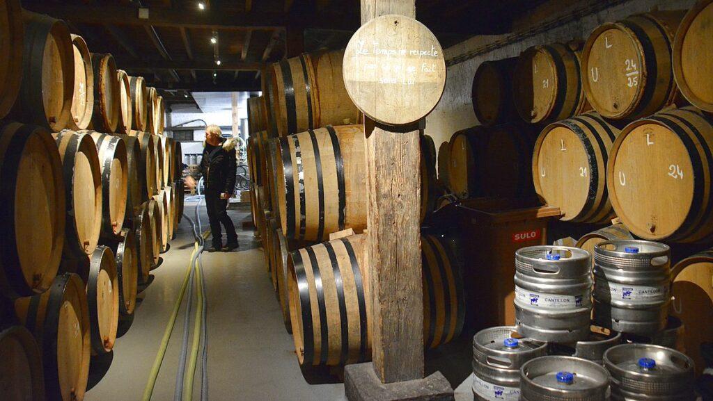 Bryggerier i Belgien - belgisk öl