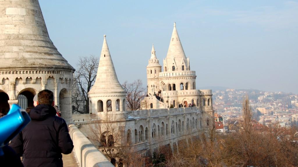 Budapest, Ungern - Mäktiga byggnader, goda gulaschsoppor och stora shoppinggallerior