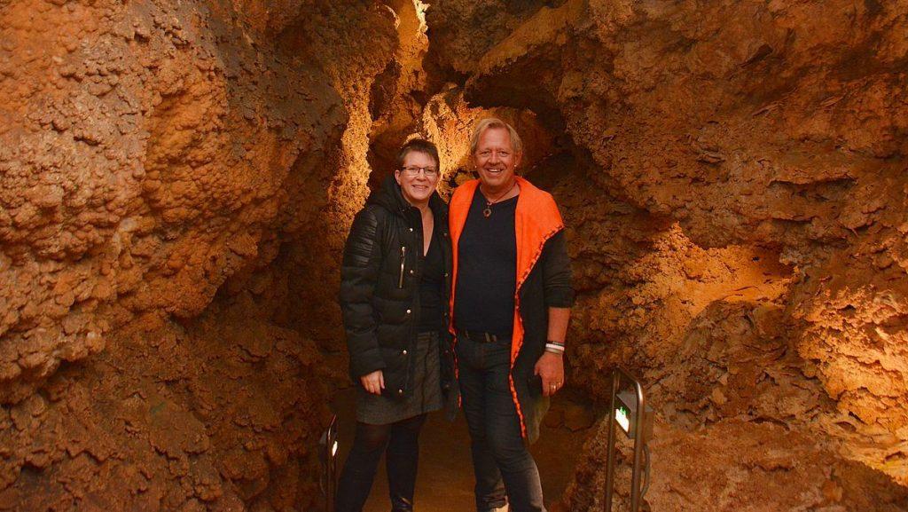 Grottor i Budapest