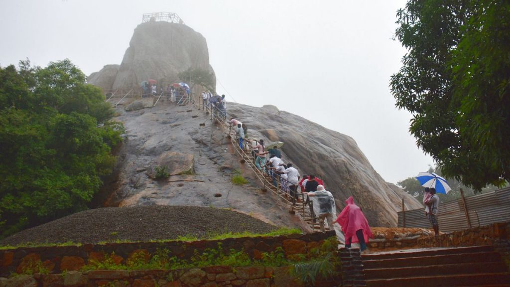 Anuradhapura i Sri Lanka