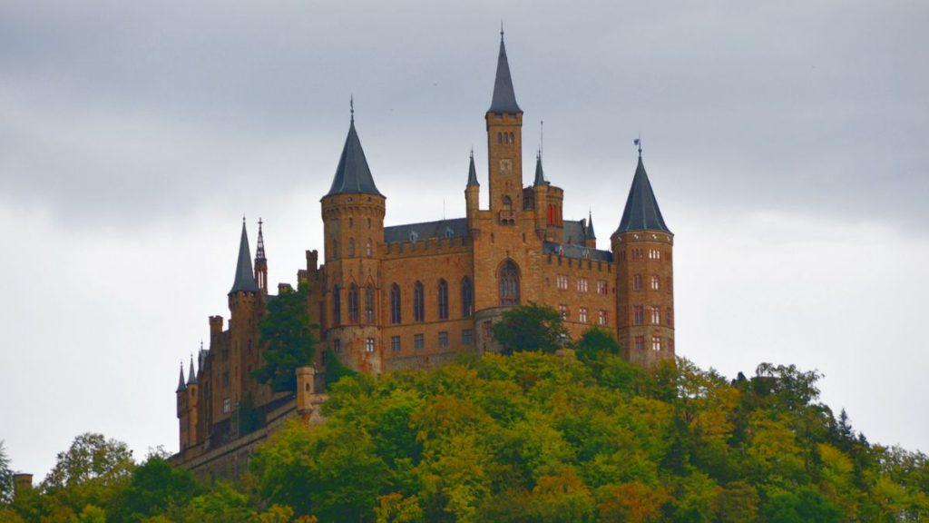 Burg Hohenzollerna
