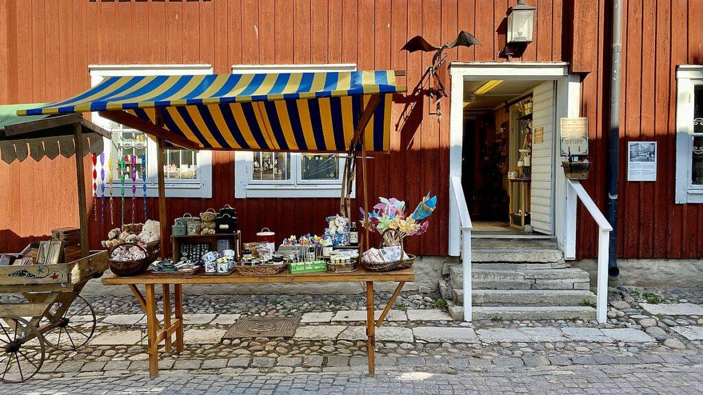 Butik i Wadköping