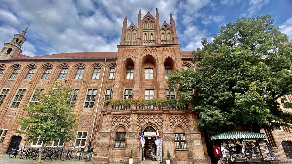 Rådhuset i Torun
