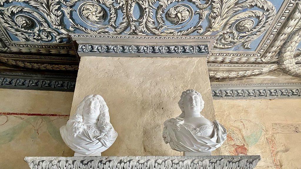 Historia på Läckö slott