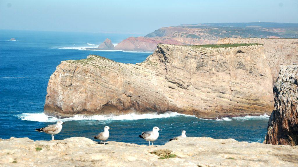 Resa i Algarve: Cabo de Sao Vicente