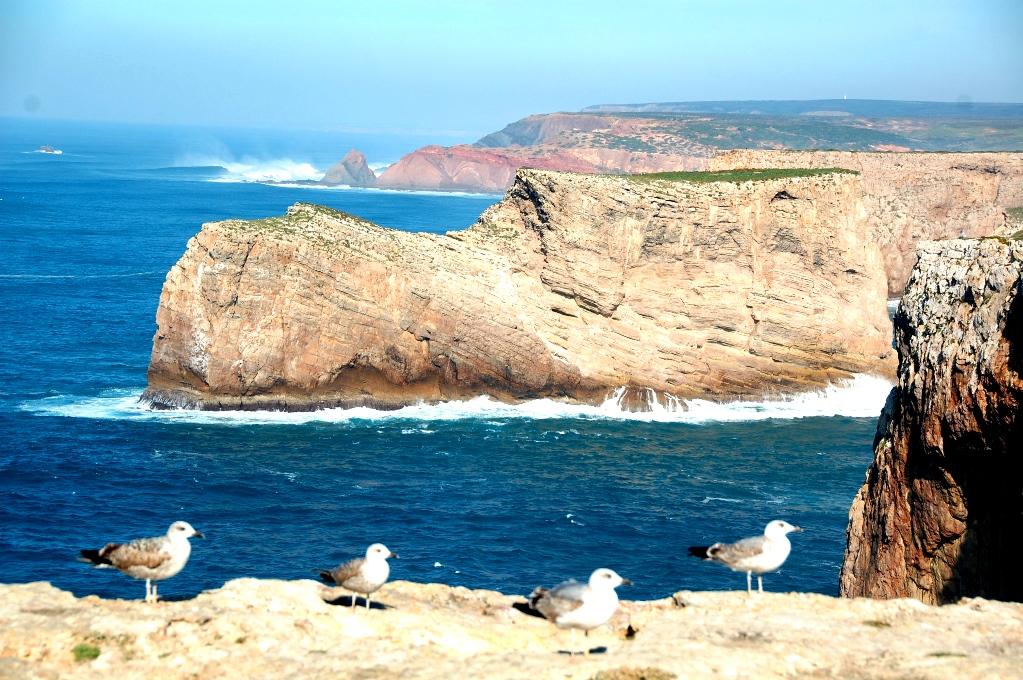Cabo da Vicente Portugal