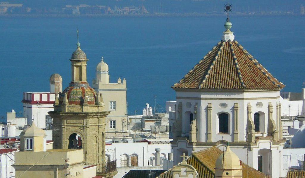 Cadiz en av Europas största städer