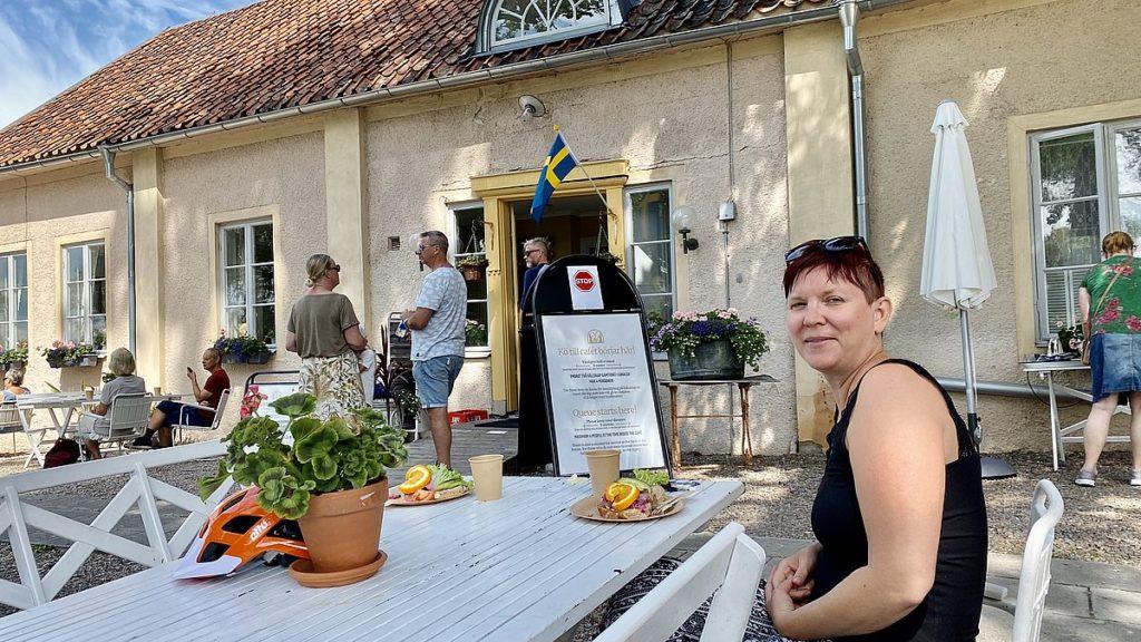 Klosterkaféet i Vadstena