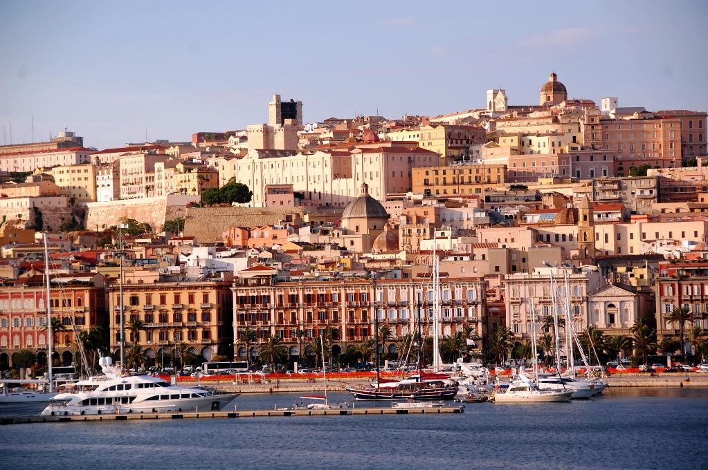 Vi vinkar adjö till Cagliari och Sardinien