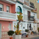 Långpromenad till Caleta de Vélez