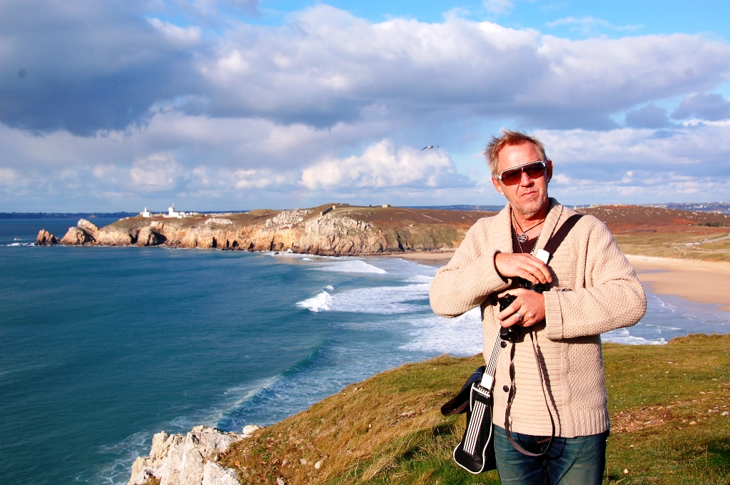 Peter i Camaret-sur-Mer, Bretagne, Frankrike