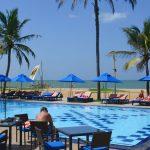 Negombo i Sri Lanka – och middag hos chauffören