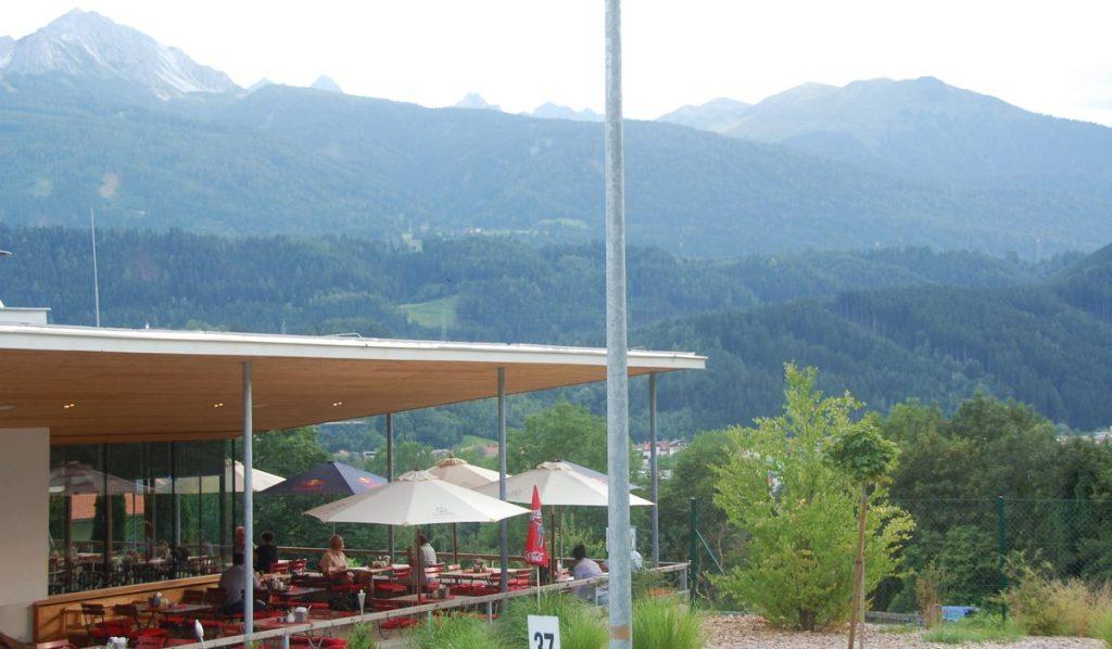 Camping Österrike