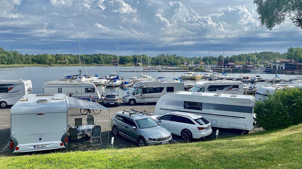 Grisslehamn Marina & Camping