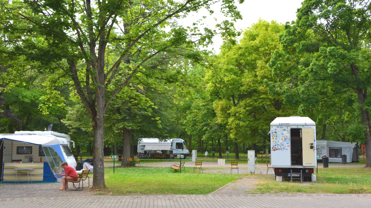 Camping Hárkany