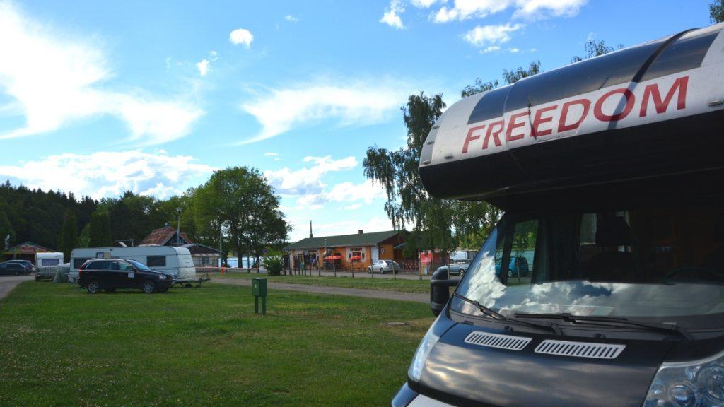 Campingar och ställplatser i Tjeckien