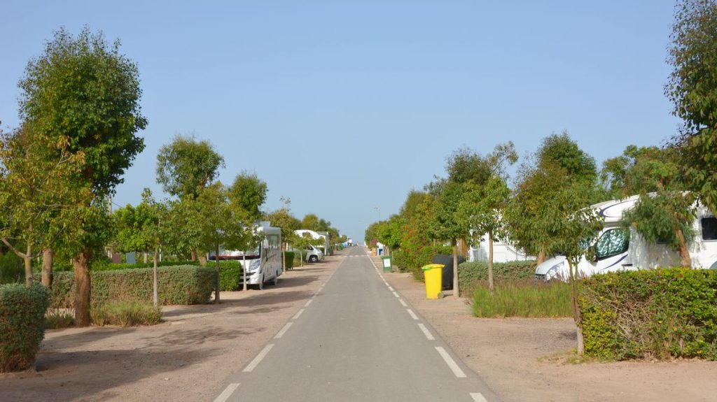 Camping i Agadir