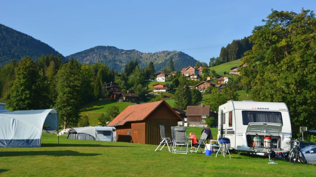 Camping Appenzell