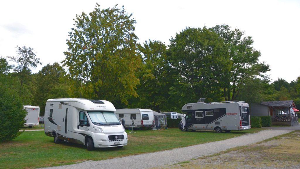 Camping i Bern