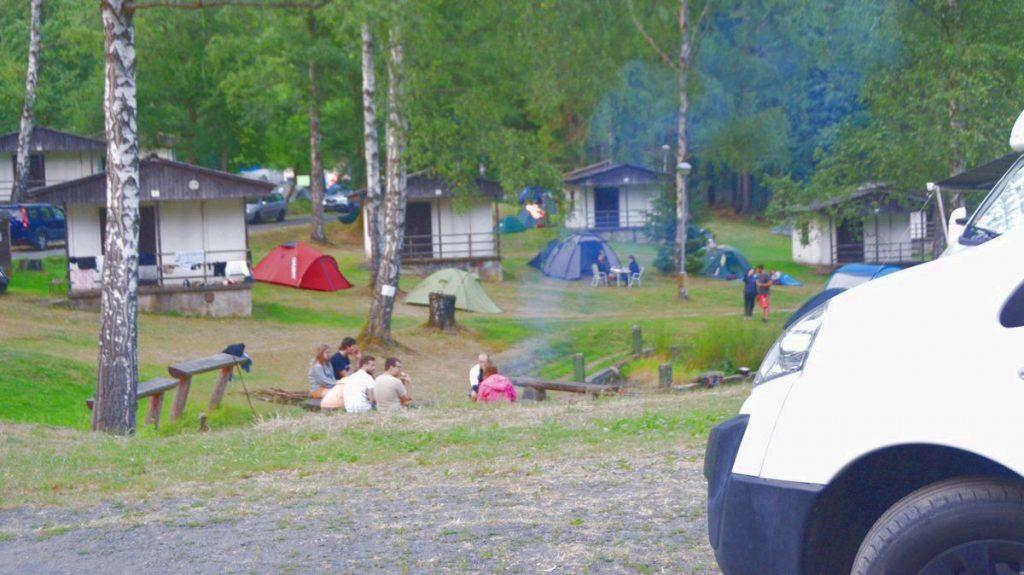 Camping Bohemian Switzerland